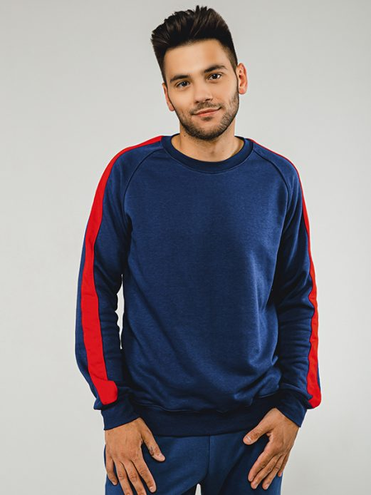 Осн фото в категории Sweatshirt stripes
